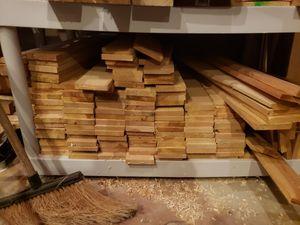 Rough Cut Cedar Boards for Sale in Eagan, MN