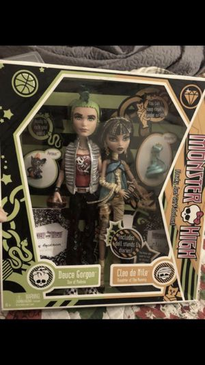Monster High 1st Edition dolls for Sale in Goodyear, AZ