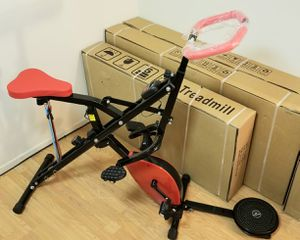 EXERCISE BIKE + SQUAT MACHINE / MULTIFUNCIONAL EXERCISE EQUIPMENT - BRAND NEW for Sale in Los Angeles, CA
