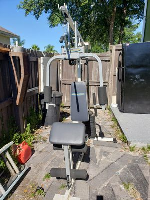 Home gym system for Sale in Kissimmee, FL