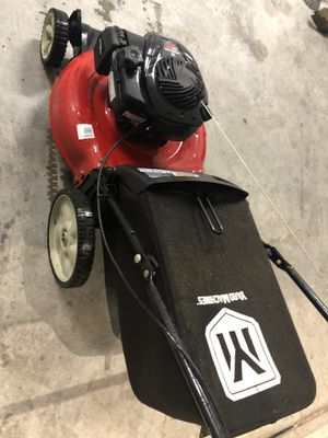 Lawn Mower Like New for Sale in Mission, TX