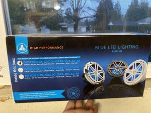 JL Audio blue marine speakers for Sale in SeaTac, WA