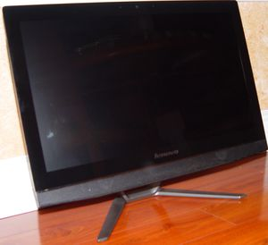 Touchscreen Lenovo B40-30 Pentium R G3250T @2.80 GHz 8GB RAM with 128GB SSD HDD for Sale in Anaheim, CA