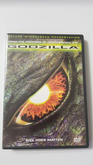 Godzilla DVD Deluxe Widescreen Presentation ( 1998 ) for Sale in Woodbridge, VA