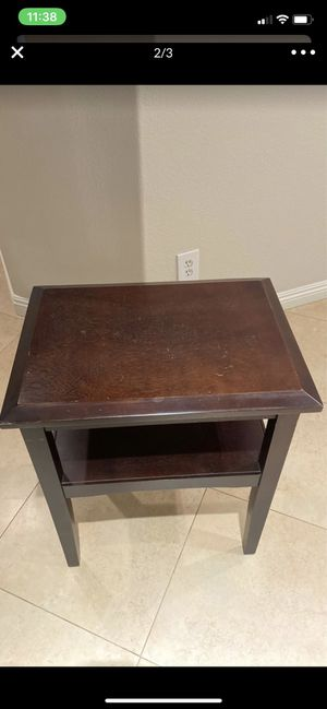 Side table for Sale in Fontana, CA