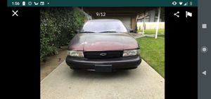 Parting out part parts 1996 96 Chevy Impala ss LT1 super sport for Sale in Pomona, CA