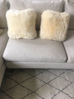 Fur Pillows for Sale in New York, NY