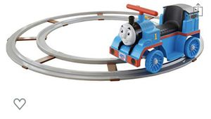 Power Wheels Thomas & Friends Thomas with Track for Sale in Fairfax, VA