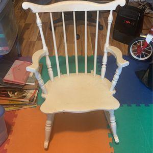 Rocking Chair for Sale in Spartanburg, SC