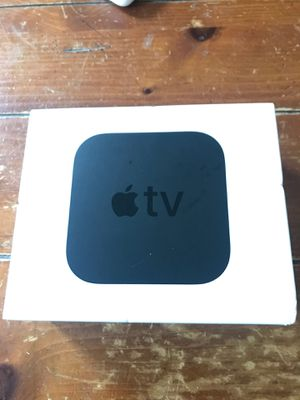 4K Apple TV [OPENED BOX NEVER USED, BRAND NEW CONDITION] for Sale in Raleigh, NC