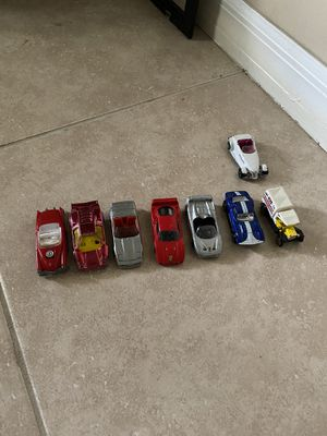 VINTAGE TOY CAR COLLECTION for Sale in Orlando, FL