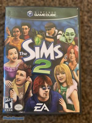 Nintendo Gamecube The Sims 2 for Sale in Auburn, NY