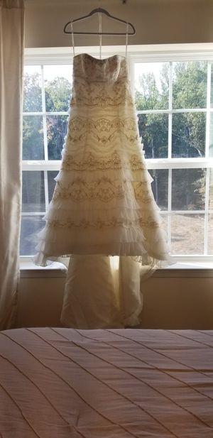 Oleg Cassini Wedding Dress for Sale in New Castle, DE
