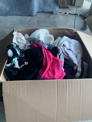 XL box of MIX clothes! for Sale in Sumner, WA