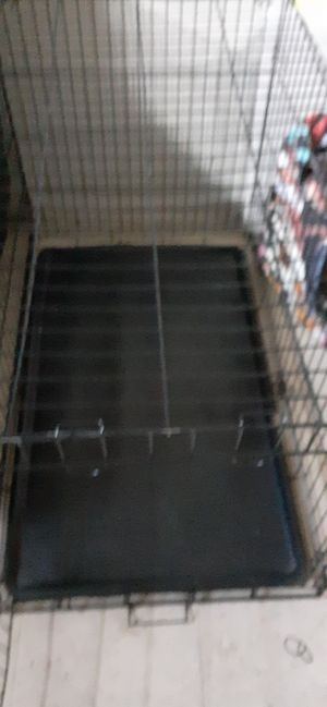 Medium size dog cage for Sale in Alexandria, VA
