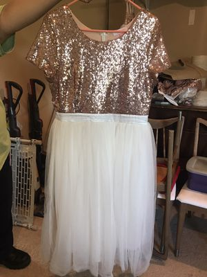 Girls size 16-18 dress for Sale in Federal Way, WA