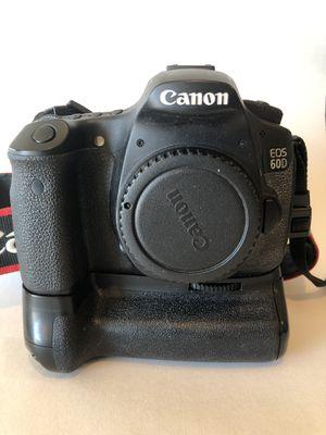 Canon EOS 60D for Sale in Keller, TX