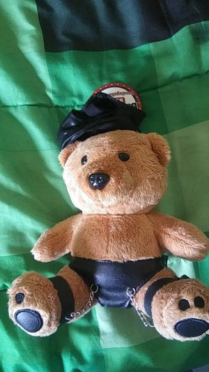 Bondage bear, adult humor for Sale in Pico Rivera, CA