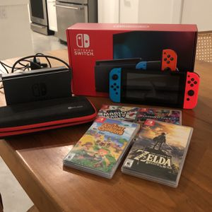 Nintendo Switch for Sale in San Antonio, TX