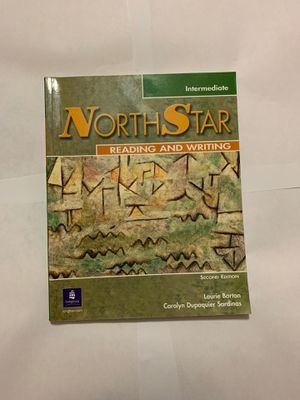 North Star Reading and Writing (second edition) with cd for Sale in Miramar, FL