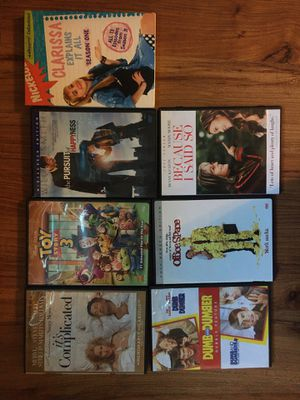 Perfect Condition DVDs for Sale in Gardner, MA