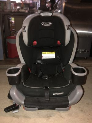 Graco Extend2Fit 3-in-1 Car Seat for Sale in Mansfield, TX