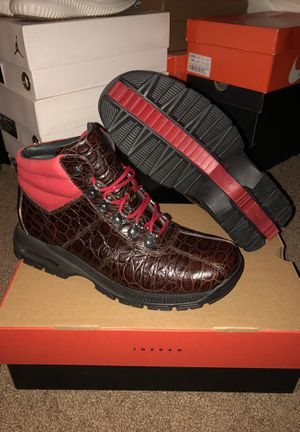 DS Jordan/Cole Haan Collaboration Boots Size: 9(No Trades) for Sale in Pittsburgh, PA