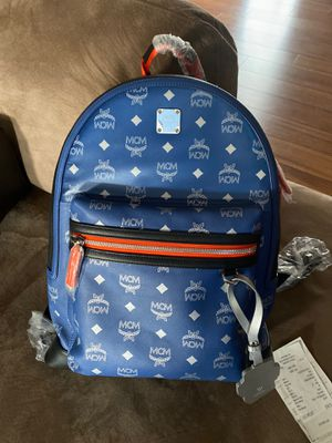 Authentic MCM Backpack w Tags for Sale in Huntington Beach, CA