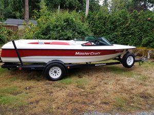 $6500 Mastercraft pro star 1991 ski boats boats and marine for Sale in Fall City, WA