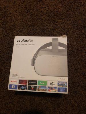 Oculus go an 50 inch 4K tv for Sale in Hazel Park, MI