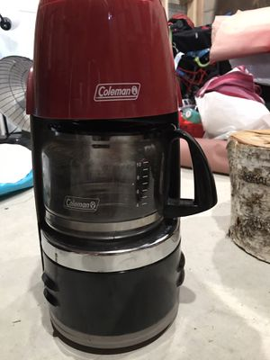 Coleman Camping Coffee Maker for Sale in Escondido, CA