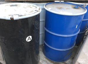 55 gallon drums for Sale in Ventura, CA