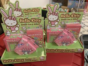 Hello Kitty Easter Gift Sets for Sale in Maryland Heights, MO
