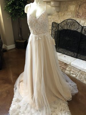 Wedding or prom gown for Sale in Harker Heights, TX