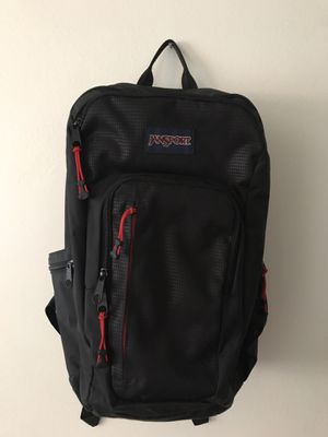 Jansport Backpack w Padded straps for Sale in Cypress, CA