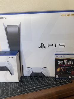 PS5 Disc Version Bundle for Sale in San Mateo,  CA