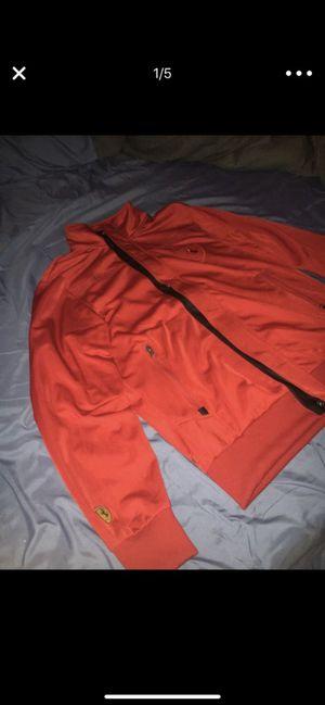Ferrari/puma jacket for Sale in Channelview, TX