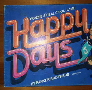 Fonzies real cool game . 1976 for Sale in Louin, MS