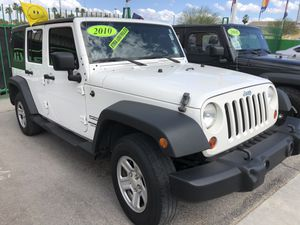2010 Jeep Wrangler payments ok for Sale in Las Vegas, NV