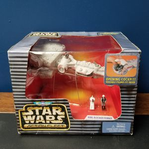 Star Wars Action Fleet Rebel Blockade Runner for Sale in Tempe, AZ
