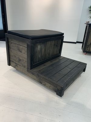 Movable outdoor/indoor bench seating for Sale in Portland, OR