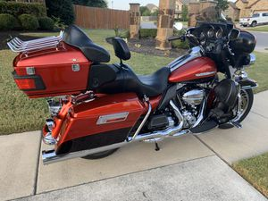 2012 Harley Davidson Ultra Limited FLHTK for Sale in Pflugerville, TX