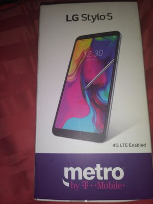 Lg Stylo 5 Metro Pcs no trades and my price is firm for Sale in Rialto, CA