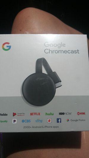 New google CHROMECAST for Sale in Jacksonville, FL