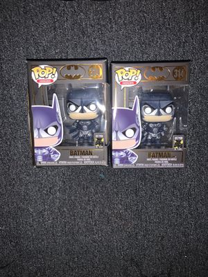 Double Pop Funko Figurines for Sale in Williamsport, PA