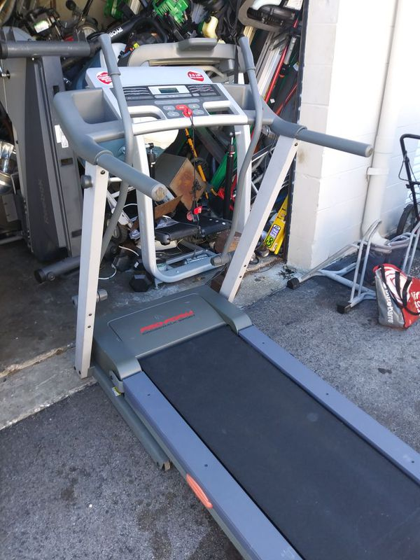Proform sport crosswalk treadmill