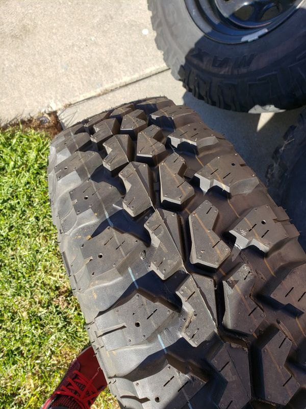 M/T wheels and tires
