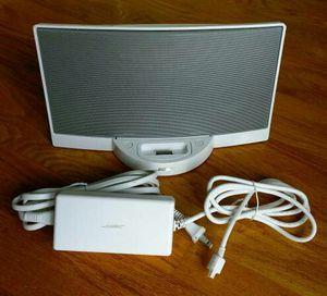 Bose SoundDock original classic digital music sound system speaker for iPod/iPhone for Sale in San Mateo, CA