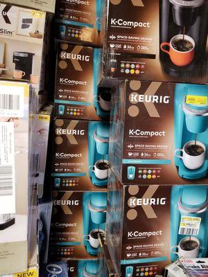 k compact keurig read the description for Sale in Rialto, CA
