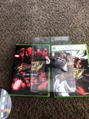 Street fighter Xbox 360 for Sale in Chula Vista, CA